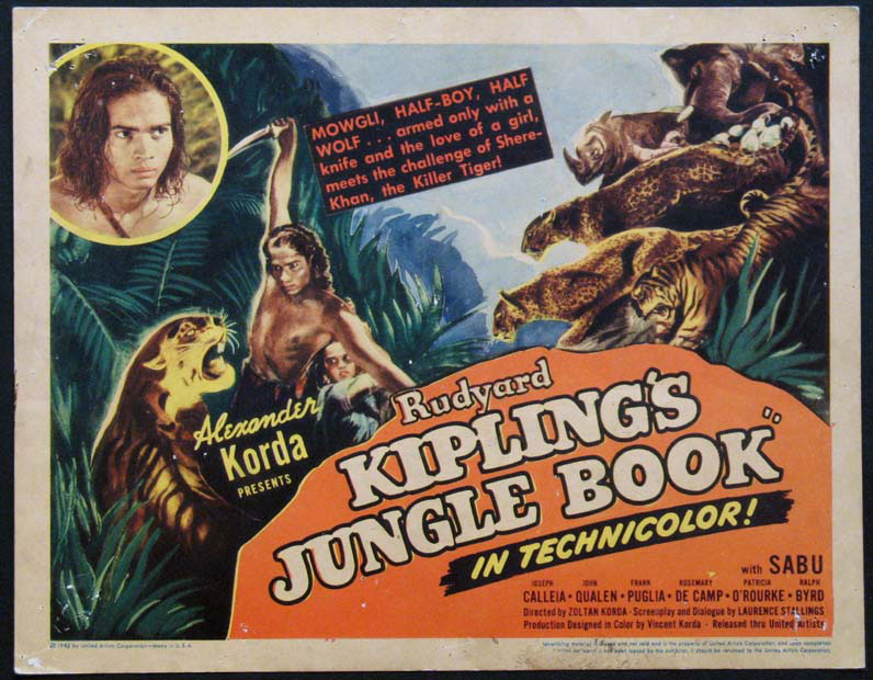 Jungle Book 1942